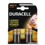 Bateria Basic AAA/LR03 K4(4) DURACELL