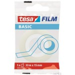 Taśma biurowa TESA BASIC     33m X15mm