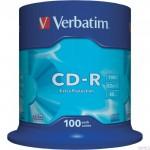 CD-R VERBATIM CAKE(100) Extra
