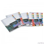 Przek.A4 1-20 kart.lam.75674