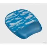 Podkładka żelowa pod mysz i nadgarstek FELLOWES Memory Foam, chmury
