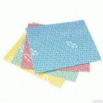 Ścierka antybakteryjna WIPRO-niebieska(20)