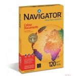 Pap.A4 120g NAVIGATOR DOCUMENT