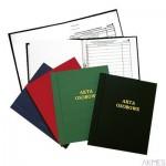 Teczka akt osobowych okładka bordowa bez nadr 339-100