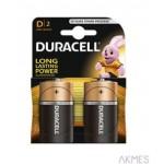 Bateria Basic D/LR20 K2 (2)DURACELL 4520114