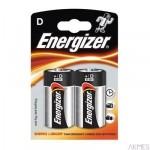 Baterie alkaiczne LR20(2szt) INTELLIGENT 'D'