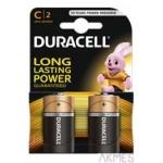 Bateria Basic C/LR14 K2 (2)DURACELL