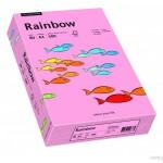 Papier xero kolorowy Rainbow różowy 55