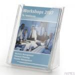 Półka na czasopisma Combiboxx A4 Transparentna Durable