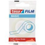 Taśma biurowa TESA BASIC 33m X15mm 58542-0000-00