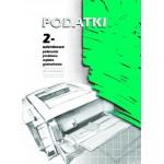 Podatki 2-odcinkowe polecenie przelewu MICHALCZYK I PROKOP A4 opakowanie 500 kartek
