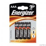 Baterie alk.LR03(4)INTELLIGENT ENERGIZER AAA POWER
