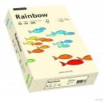 Papier xero kolorowy Rainbow kremowy 03