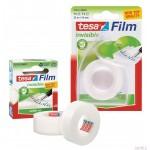 Taśma biurowa TESAfilm Invisible 33m X19mm +