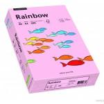 Papier xero kolorowy Rainbow jasno różowy 54