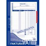 100-1N/E Faktura VAT A4-wielkp.