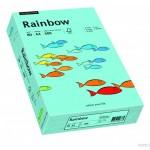 Papier xero kolorowy Rainbow morski 84