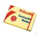Kartki CONTACT.75*50 83005żółt
