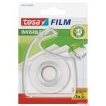Taśma biurowa TESA Invisible 10m X19mm z dyspenserem 57660-00000-01