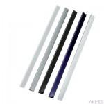 Grzbiety wsuwane LEITZ A4/5 mm, niebieski