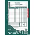 Faktura VAT MICHALCZYK I PROKOP A4 80 kartek