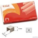Zszywki 23/8 EAGLE zszywają do 50 kartek