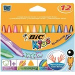 Kredki PLASTIDECOR TRIANGLE 12k BIC
