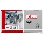 Zszywki 24/6 DIN-1000 NOVUS
