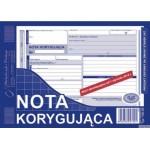 Nota korygująca VAT MICHALCZYK I PROKOP A5 80 kartek
