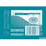 Dowód sprzedaży MICHALCZYK I PROKOP A7 80 kartek