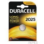 Bateria litowa DL 2025 B1 DURACELL