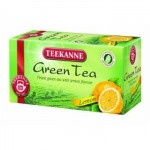 HERBATA TEEKANNE GREEN LEMON