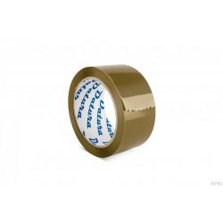 Taśma pakowa DATURA 48x100y akryl brązowa TPG-061H/DT