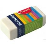 Gumka MAPED miękka do ołówków mini softy