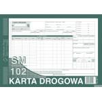Karta drogowa MICHALCZYK I PROKOP A4 80 kartek