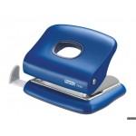 Dziurkacz mały FC20 Rapid, niebieski, 5 lat gwarancji, 20 kartek 23256401 Rapid