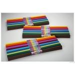 Bibuła marszczona 50x200cm, MIX B HA 3640 5020-B Happy Color