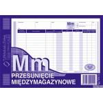MM przesunięcie materiałów MICHALCZYK I PROKOP A5 80 kartek