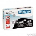 Zszywki Rapid Super Strong 24/8+ 1M