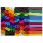 Bibuła marszczona 50x200cm, amarantowy HA 3640 5020-22 Happy Color