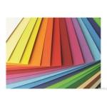Karton kolorowy 220g, B2, marchewkowy HA 3522 5070-42 Happy Color
