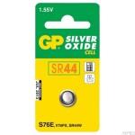 Bateria srebrowa GP G13 / SR44 1.55V GPPBS357E000
