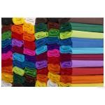 Bibuła marszczona 50x200cm, czarny HA 3640 5020-9 Happy Color