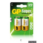 Bateria alkaliczna GP Super C / LR14 1.5V GPPCA14AS003
