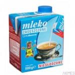 Mleko GOSTYŃ 7,5% zagęszczone niesłodzone 500g