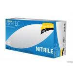 Rękawice medyczne nitrylowe czarne S (100) BAGSTAR NITRYL-BPC-S