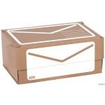 Pudełka POCZTOWE A4+ 340x230x140 mm 400079261 ELBA