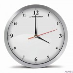 Zegar ścienny DETROIT biały EHC009W ESPERANZA