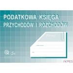 K-5u Podatkowa księga przych.i rozch.A4 kompu terowa Michalczyk i Prokop