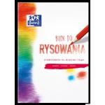 Blok RYSOWANIA OXFORD A3 20k 120G biały HAMELIN400093197